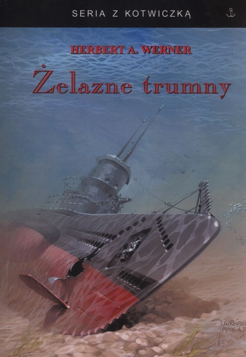 okładka Żelazne trumnyksiążka |  | Herbert A. Werner
