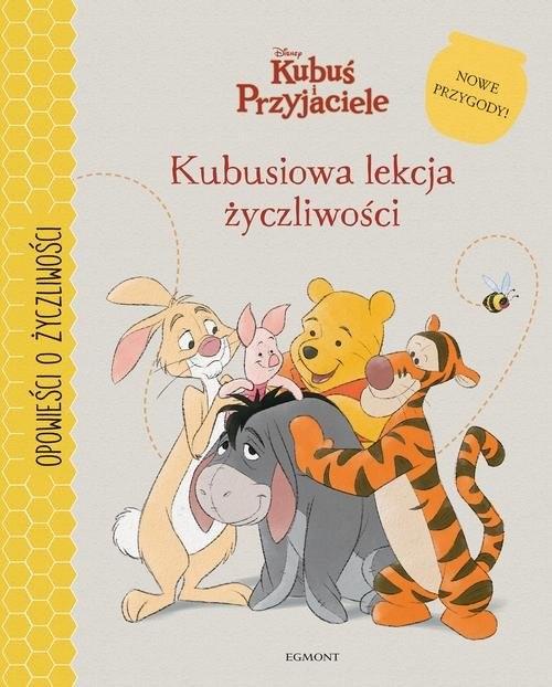 okładka Kubuś i Przyjaciele Kubusiowa lekcja życzliwościksiążka |  |