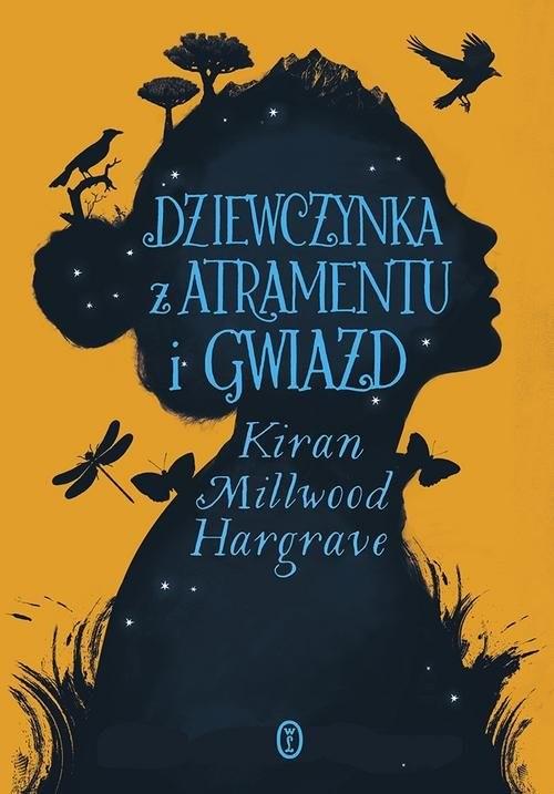 okładka Dziewczynka z atramentu i gwiazdksiążka |  | Kiran Millwood Hargrave