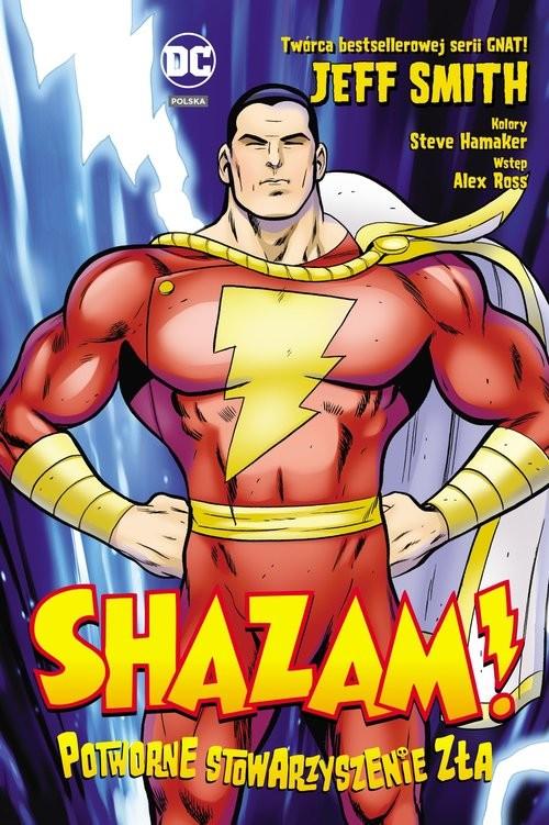 okładka Shazamksiążka      Jeff Smith