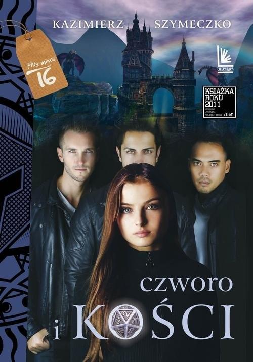 okładka Czworo i kościksiążka |  | Kazimierz Szymeczko