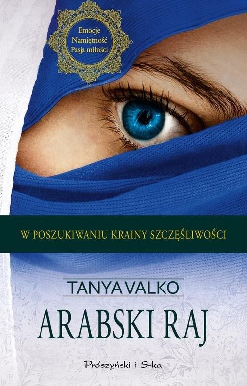 okładka Arabski rajksiążka      Tanya Valko