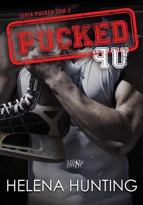 okładka Pucked Up Seria Pucked tom 2książka |  | Hunting Helena