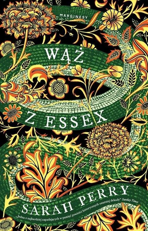 okładka Wąż z Essexksiążka |  | Perry Sarah