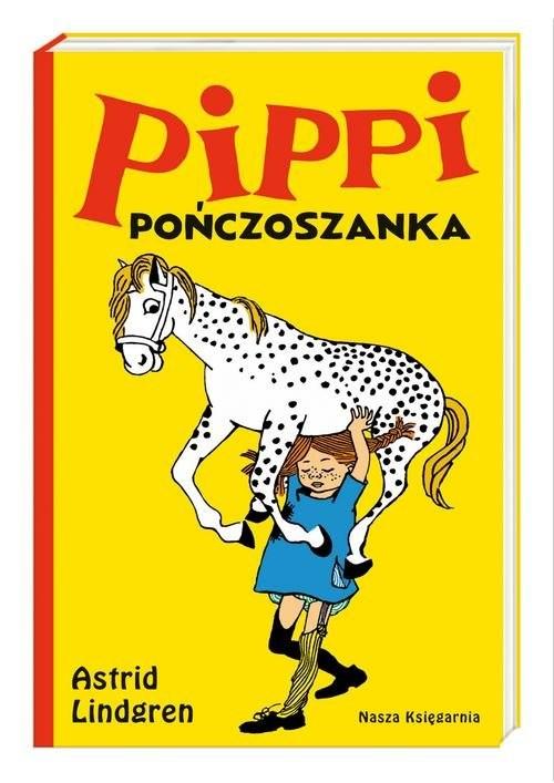okładka Pippi Pończoszankaksiążka |  | Astrid Lindgren