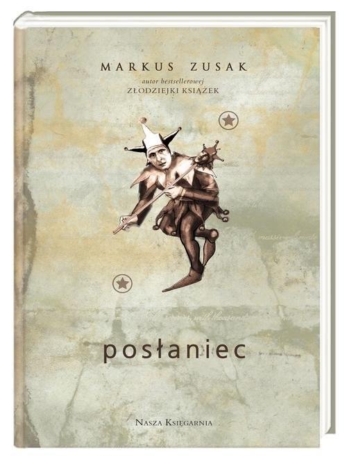 okładka Posłaniecksiążka |  | Markus Zusak
