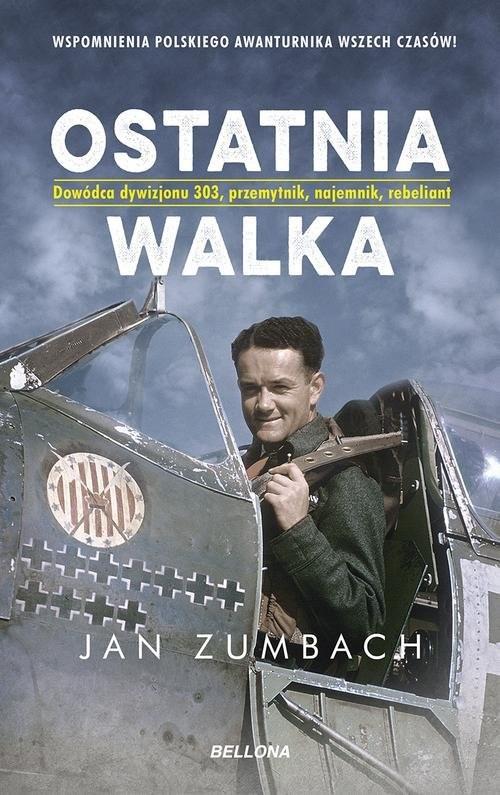 okładka Ostatnia walkaksiążka |  | Zumbach Jan