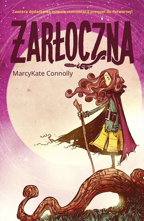 okładka Żarłocznaksiążka |  | MarcyKate Connolly