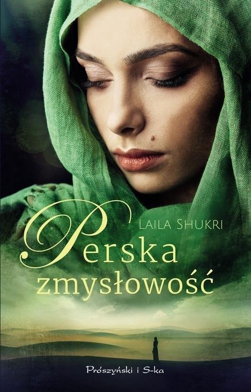 okładka Perska zmysłowośćksiążka      Laila Shukri