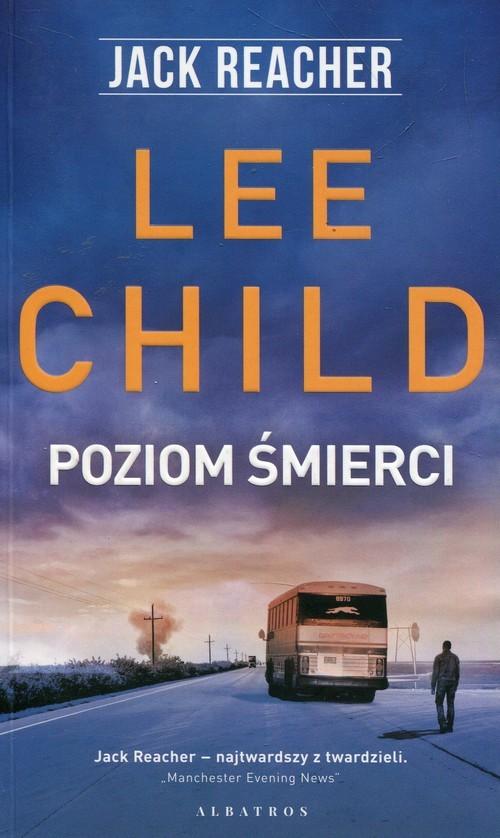 okładka Poziom śmierciksiążka      Lee Child