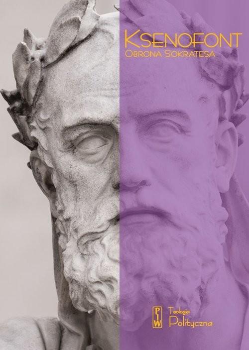 okładka Obrona Sokratesa.książka |  | Ksenofont