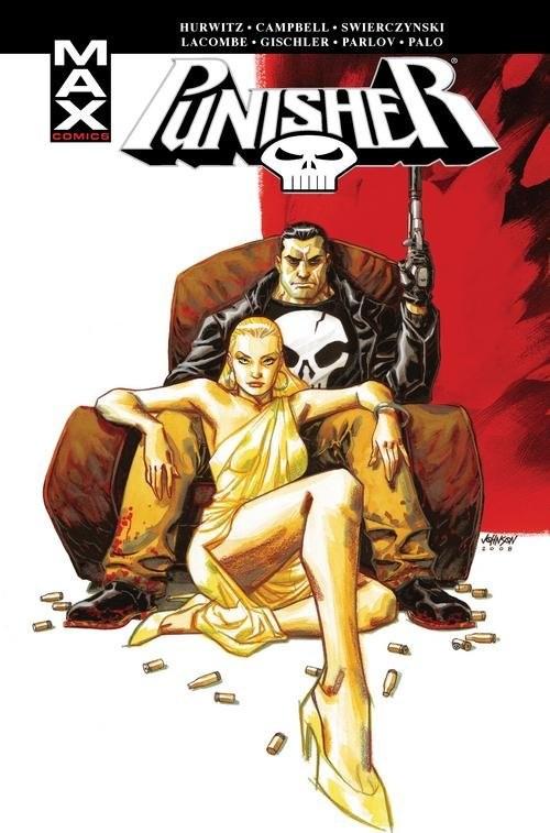 okładka Punisher Max Tom 6książka |  | Victor Gischler, Gregg Hurwitz, Duane Swierczynski