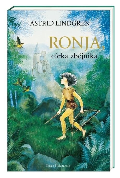 okładka Ronja córka zbójnikaksiążka |  | Astrid Lindgren