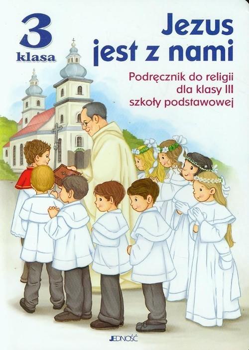 okładka Jezus jest z nami 3 Podręcznik Szkoła podstawowaksiążka |  | Jerzy Snopek, Dariusz Kurpiński