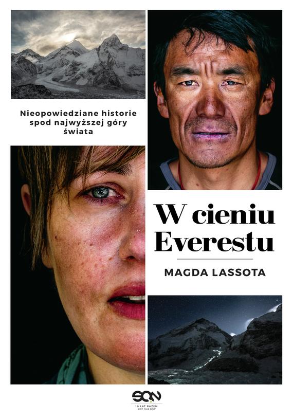 okładka W cieniu Everestuebook | epub, mobi | Magda  Lassota