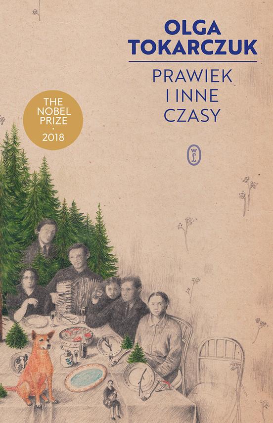 okładka Prawiek i inne czasyebook   epub, mobi   Olga Tokarczuk