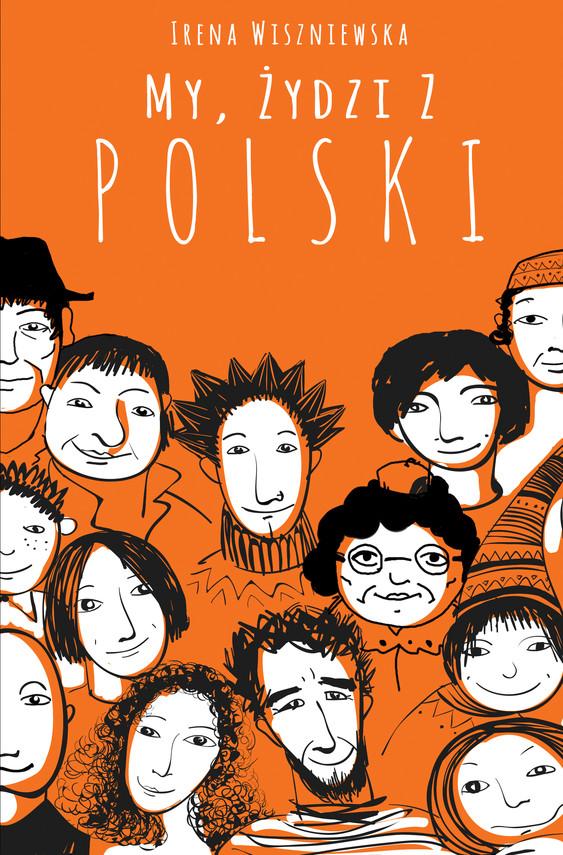 okładka My, Żydzi z Polskiebook   epub, mobi   Irena Wiszniewska