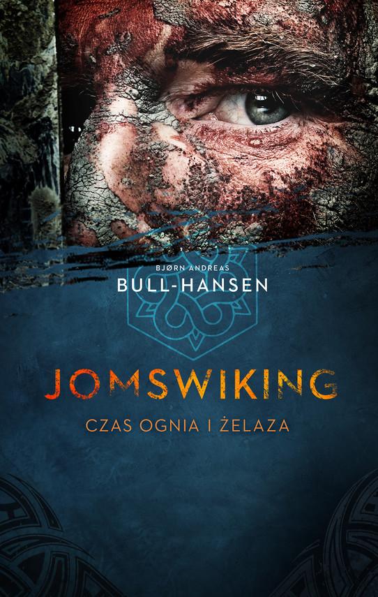 okładka Jomswikingebook   epub, mobi   Bjørn Andreas Bull-Hansen