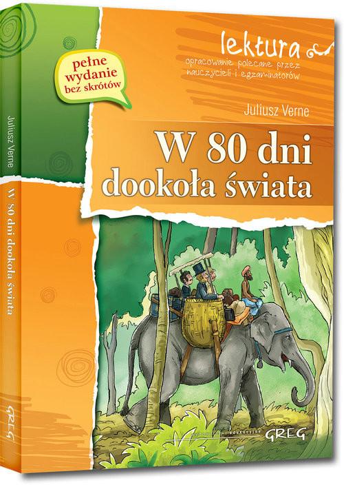okładka W 80 dni dookoła świataksiążka |  | Juliusz Verne