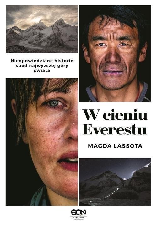 okładka W cieniu Everestuksiążka |  | Magda  Lassota