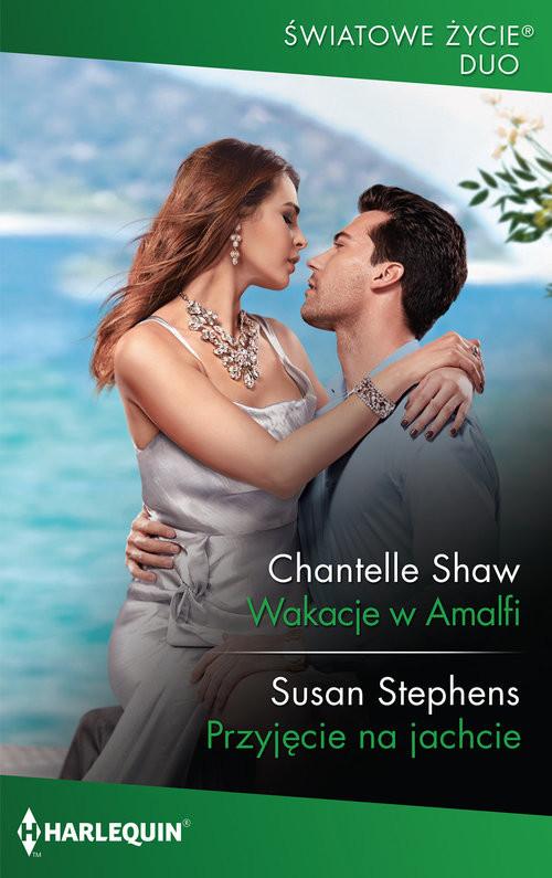 okładka Wakacje w Amalfiksiążka |  | Chantelle Shaw