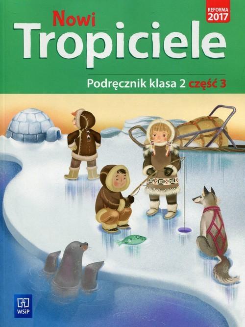 okładka Nowi Tropiciele 2 Podręcznik Część 3 Szkoła podstawowaksiążka |  |