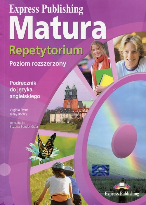 okładka Matura Repetytorium Poziom rozszerzony Podręcznik + DigiBookksiążka |  | Virginia Evans, Jenny Dooley