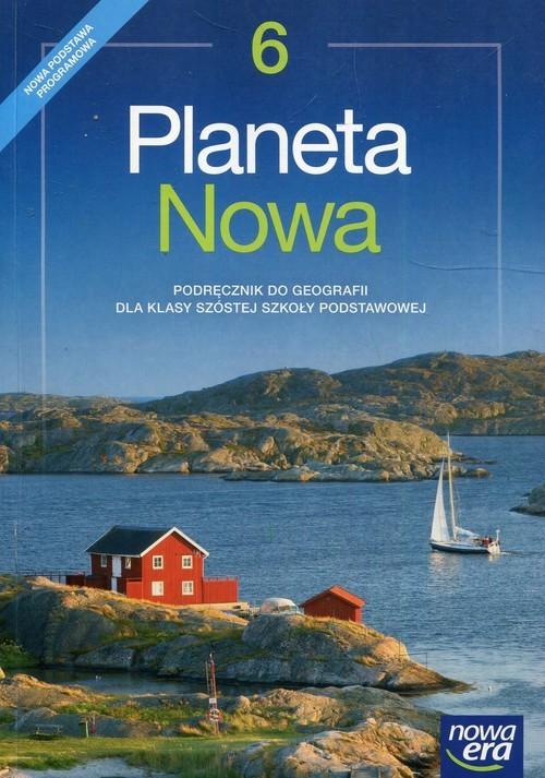 okładka Planeta Nowa Geografia 6 Podręcznik Szkoła podstawowaksiążka |  | Tomasz Rachwał, Roman Malarz, Dawid Szczypiński