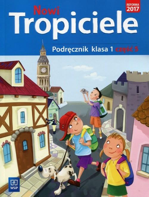 okładka Nowi tropiciele 1 Podręcznik Część 5 Szkoła podstawowaksiążka |  |