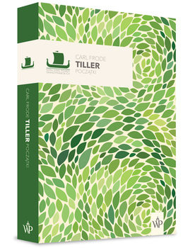 okładka Początkiksiążka      Frode Tiller Carl