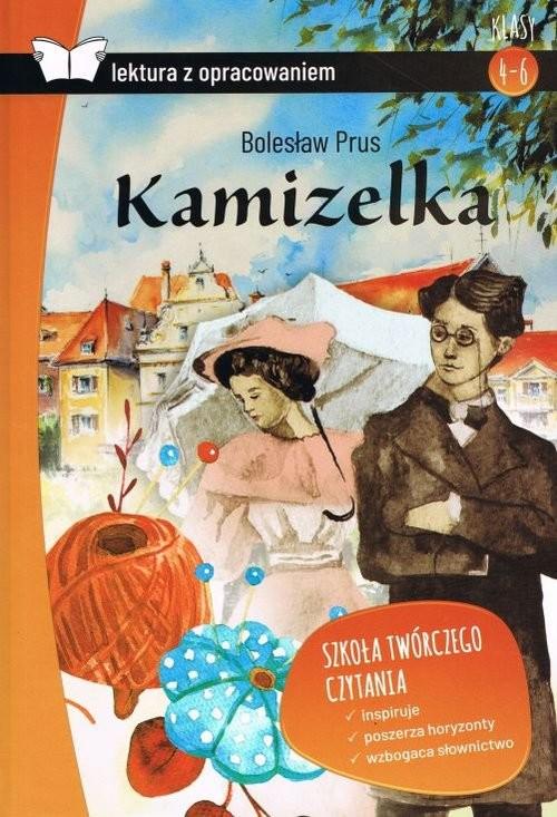 okładka Kamizelka Lektura z opracowaniemksiążka |  | Bolesław Prus