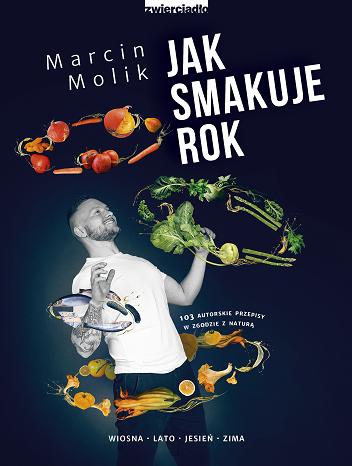 okładka Jak smakuje rok książka |  | Molik Marcin
