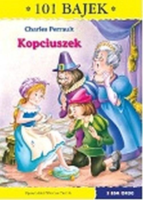 okładka Kopciuszek 101 bajekksiążka |  | Charles Perrault