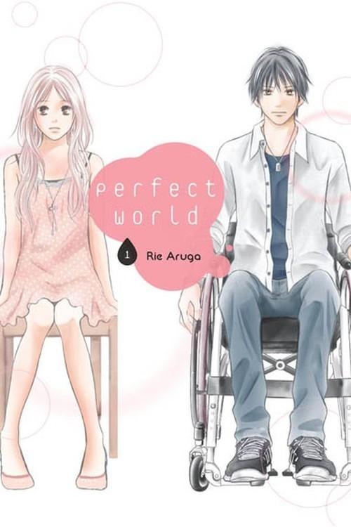 okładka Perfect World #01książka |  | Aruga Rie