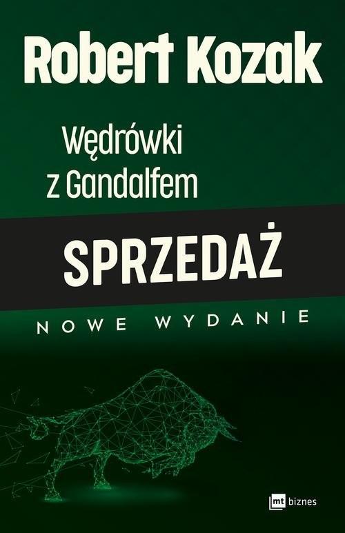 okładka Wędrówki z Gandalfem Sprzedażksiążka      Robert Kozak