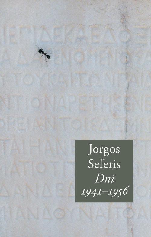 okładka Dni 1941-1956książka |  | Seferis Jorgos