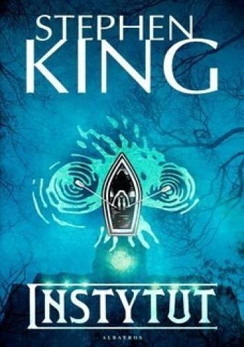okładka Instytutksiążka      Stephen King