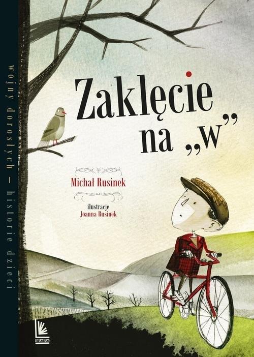 okładka Zaklęcie na Wksiążka |  | Michał Rusinek