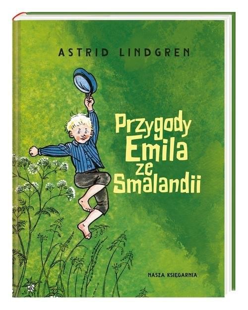 okładka Przygody Emila ze Smalandiiksiążka      Astrid Lindgren