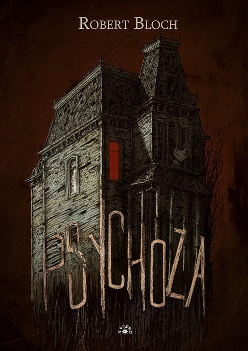 okładka Psychozaksiążka      Bloch Robert