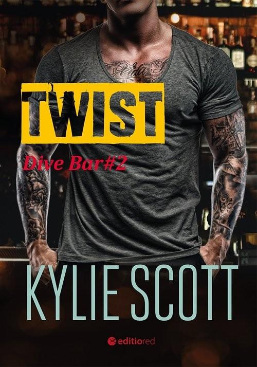 okładka Twist Dive Barksiążka |  | Kylie Scott