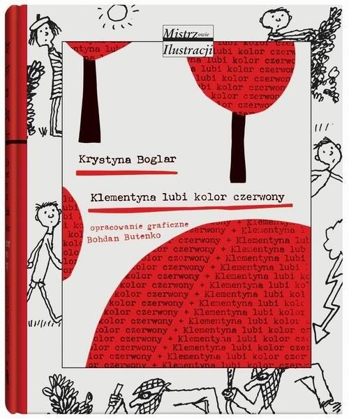 okładka Klementyna lubi kolor czerwonyksiążka |  | Boglar Krystyna
