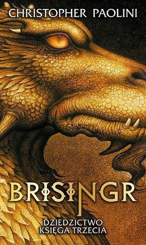okładka Brisingr Dziedzictwo Księga trzeciaksiążka |  | Paolini Christopher