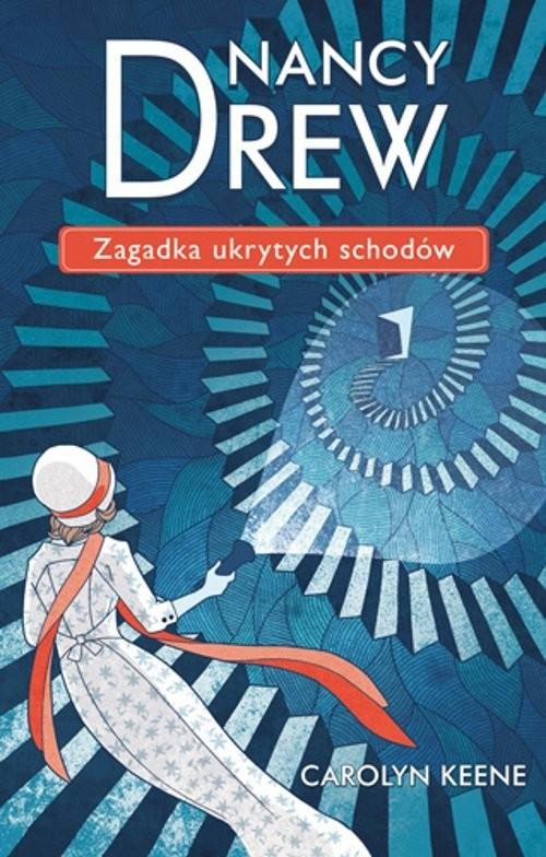 okładka Zagadka ukrytych schodów Nancy Drew 2książka |  | Keene Carolyn
