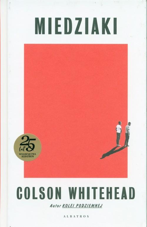 okładka Miedziakiksiążka |  | Colson Whitehead