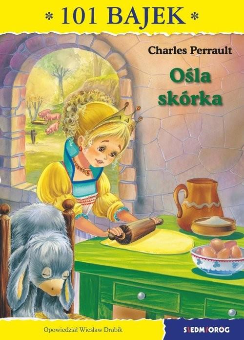 okładka Ośla skórka 101 bajekksiążka      Charles Perrault