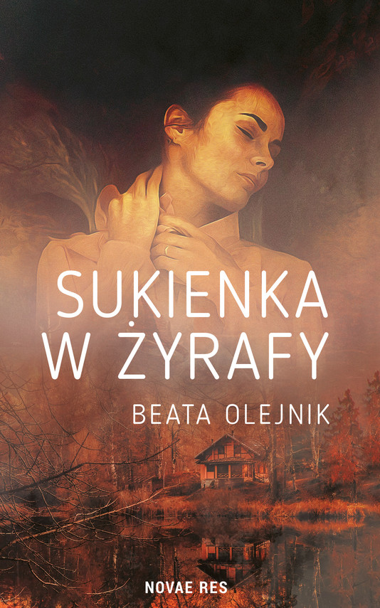 okładka Sukienka w żyrafyebook   epub, mobi   Beata Olejnik
