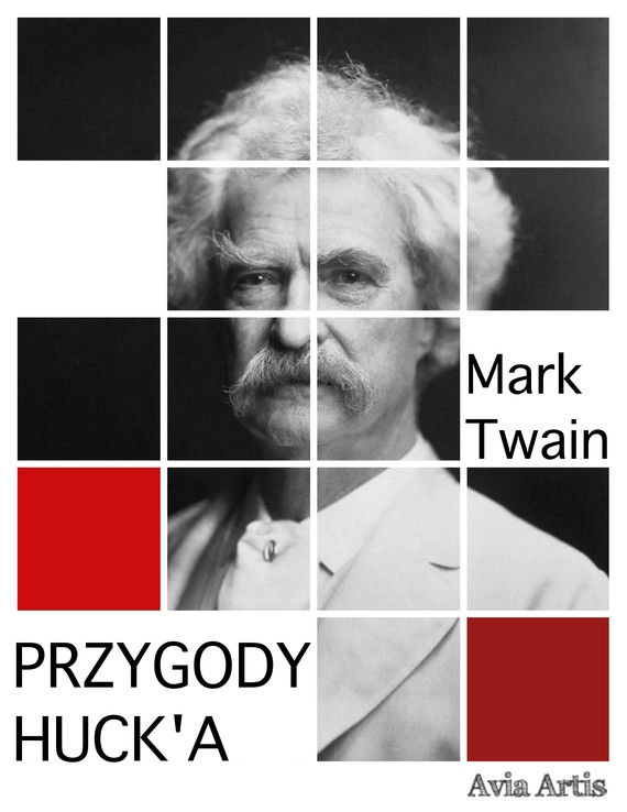okładka Przygody Huck'aebook | epub, mobi | Mark Twain