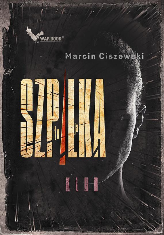 okładka To ja, Szpilka.ebook | epub, mobi | Marcin Ciszewski