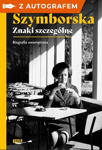 okładka Szymborska. Znaki szczególne - autografksiążka |  | Joanna Gromek-Illg